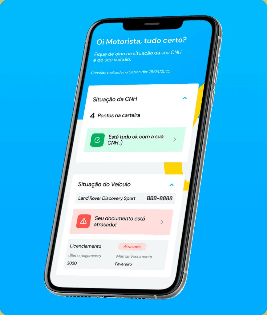 App Gringo - O que é CNH?